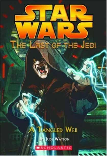 Bestselling Sci-Fi/ Fantasy (2007) - A Tangled Web (Star Wars: Last of the Jedi, Book 5) by Jude Watson