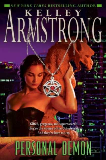 Bestselling Sci-Fi/ Fantasy (2007) - Personal Demon by Kelley Armstrong