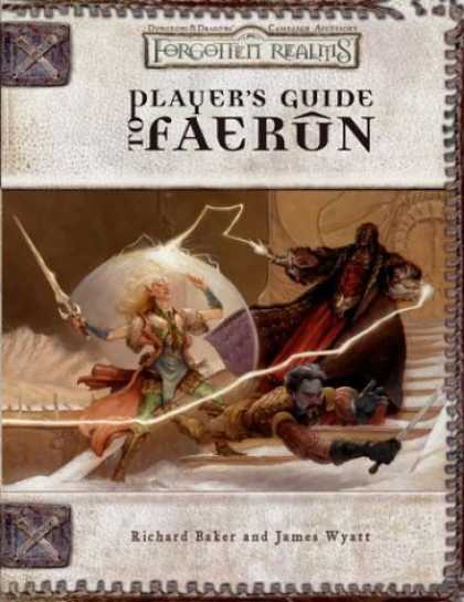 Bestselling Sci-Fi/ Fantasy (2007) - Player's Guide to Faerun (Dungeons & Dragons d20 3.5 Fantasy Roleplaying, Forgot