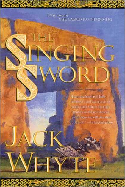 Bestselling Sci-Fi/ Fantasy (2007) - The Singing Sword (The Camulod Chronicles, Book 2) by Jack Whyte