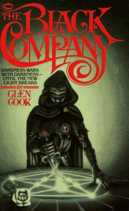 Bestselling Sci-Fi/ Fantasy (2007) - The Black Company (Chronicles of The Black Company #1) by Glen Cook