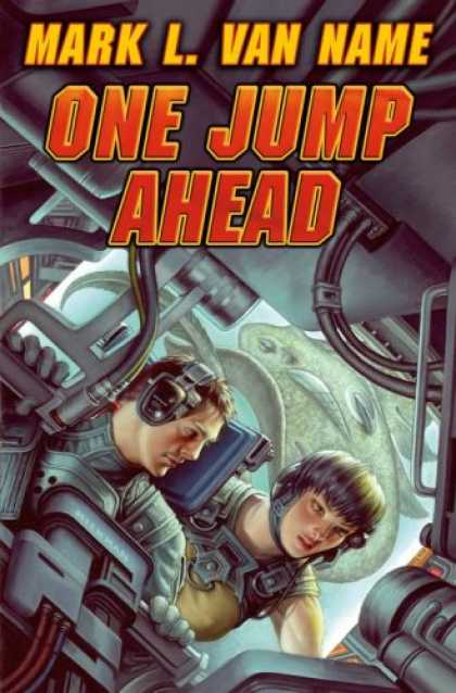 Bestselling Sci-Fi/ Fantasy (2007) - One Jump Ahead (Jon & Lobo) by Mark L. Van Name