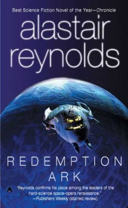 Bestselling Sci-Fi/ Fantasy (2007) - Redemption Ark by Alastair Reynolds