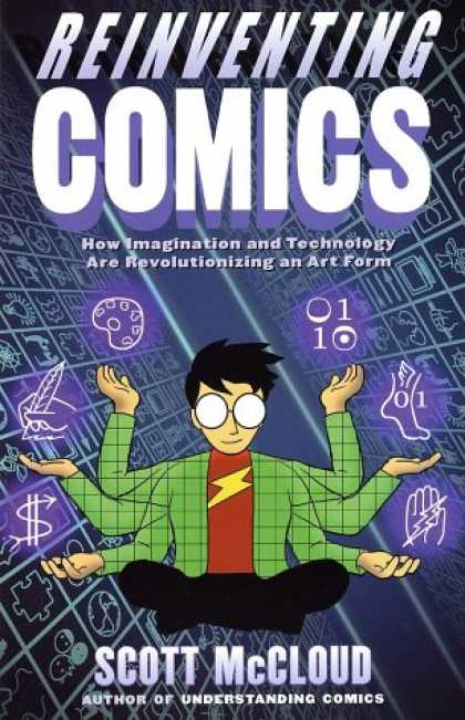 Bestselling Sci-Fi/ Fantasy (2007) - Reinventing Comics: How Imagination and Technology Are Revolutionizing an Art Fo