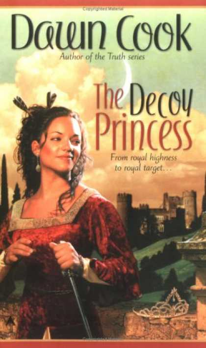 Bestselling Sci-Fi/ Fantasy (2007) - The Decoy Princess by Dawn Cook