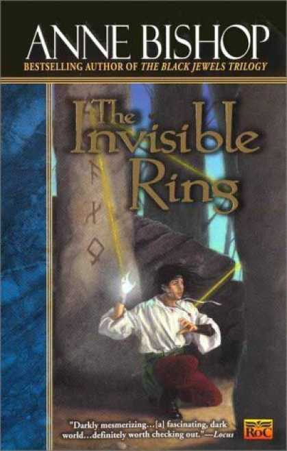 Bestselling Sci-Fi/ Fantasy (2007) - The Invisible Ring by Anne Bishop