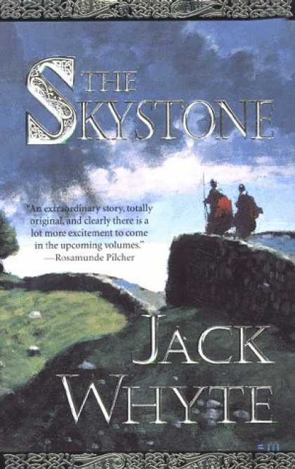 Bestselling Sci-Fi/ Fantasy (2007) - The Skystone (The Camulod Chronicles, Book 1) by Jack Whyte