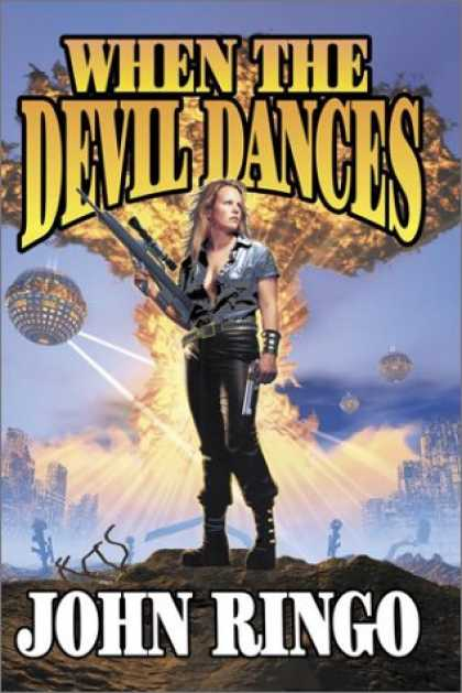 Bestselling Sci-Fi/ Fantasy (2007) - When the Devil Dances (Posleen War Series #3) by John Ringo