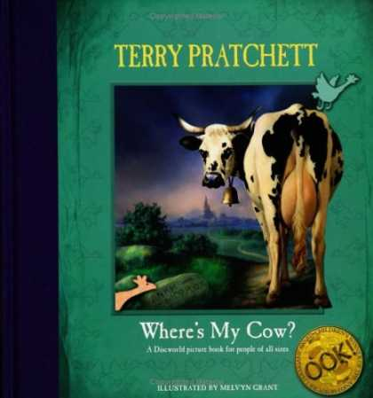 Bestselling Sci-Fi/ Fantasy (2007) - Where's My Cow? by Terry Pratchett