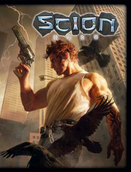 Bestselling Sci-Fi/ Fantasy (2007) - Scion: Hero (Scion)