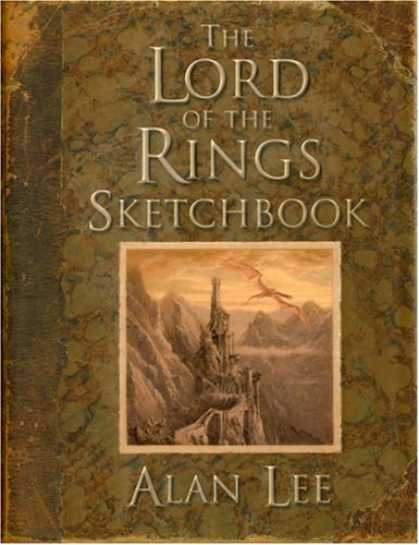 Bestselling Sci-Fi/ Fantasy (2007) - The Lord of the Rings Sketchbook