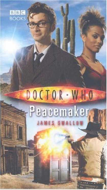 Bestselling Sci-Fi/ Fantasy (2007) - Doctor Who: Peacemaker (Dr Who) by James Swallow