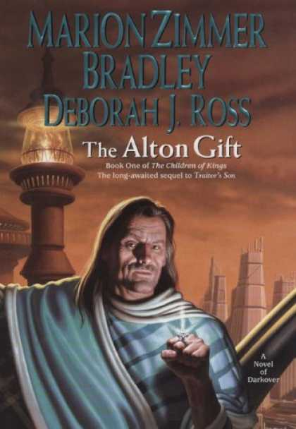 Bestselling Sci-Fi/ Fantasy (2007) - The Alton Gift (Darkover) by Marion Zimmer Bradley