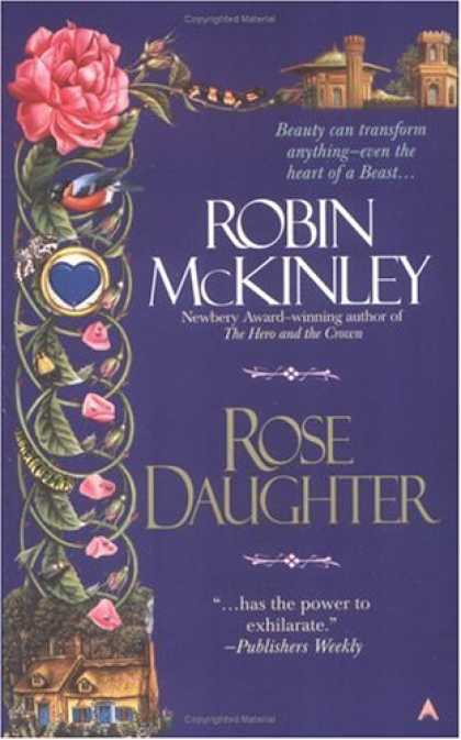 Bestselling Sci-Fi/ Fantasy (2007) - Rose Daughter by Robin McKinley