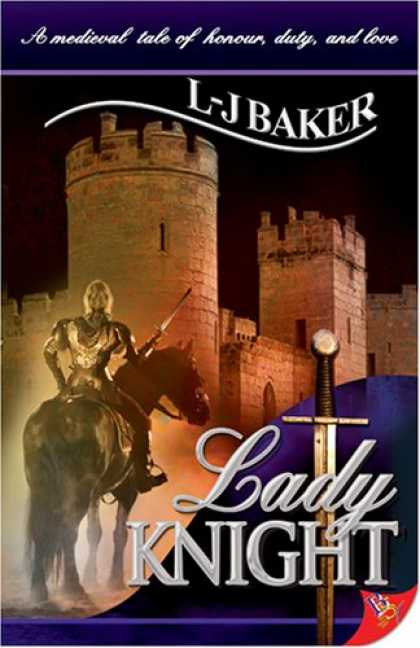 Bestselling Sci-Fi/ Fantasy (2007) - Lady Knight by L-J Baker