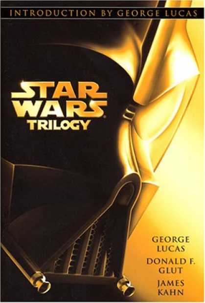 Bestselling Sci-Fi/ Fantasy (2007) - Star Wars Trilogy, Episodes IV, V & VI by George Lucas