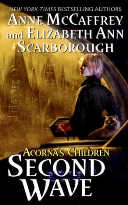 Bestselling Sci-Fi/ Fantasy (2007) - Second Wave (The World of Acorna) by Anne Mccaffrey