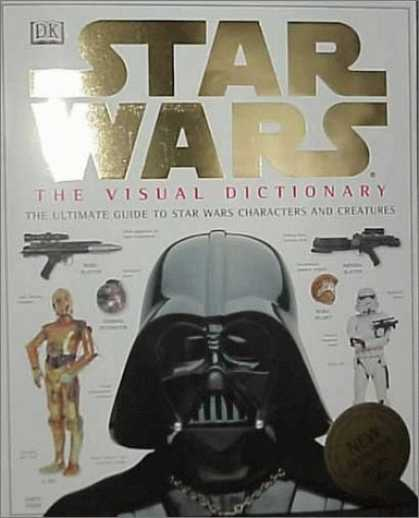 Bestselling Sci-Fi/ Fantasy (2007) - The Visual Dictionary of Star Wars, Episodes IV, V, & VI: The Ultimate Guide to