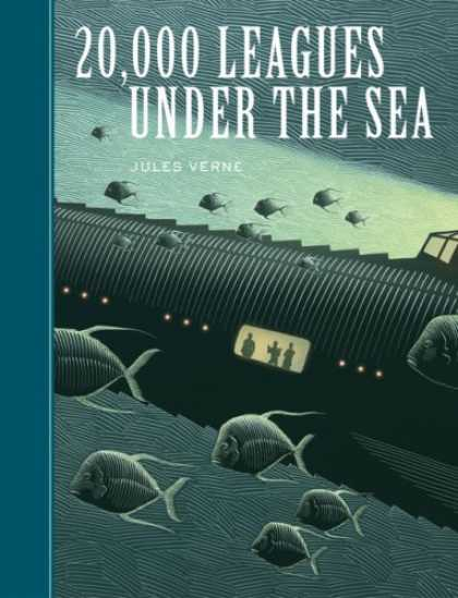 Bestselling Sci-Fi/ Fantasy (2007) - 20,000 Leagues Under the Sea (Unabridged Classics) by Jules Verne
