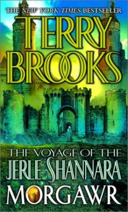 Bestselling Sci-Fi/ Fantasy (2007) - Morgawr (The Voyage of the Jerle Shannara, Book 3) by Terry Brooks