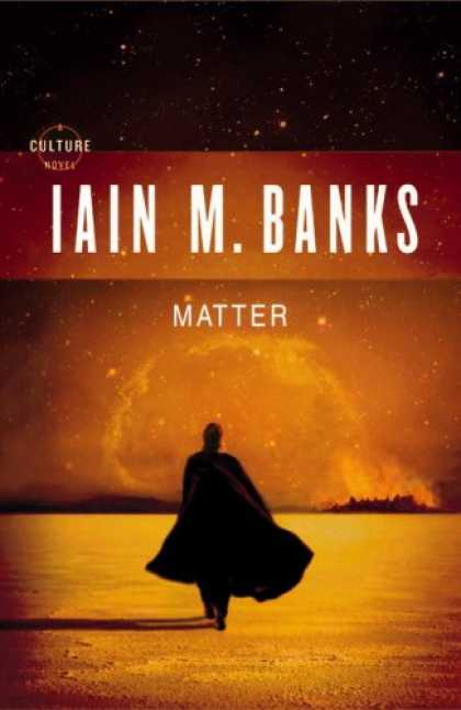 Bestselling Sci-Fi/ Fantasy (2007) - Matter by Iain M. Banks