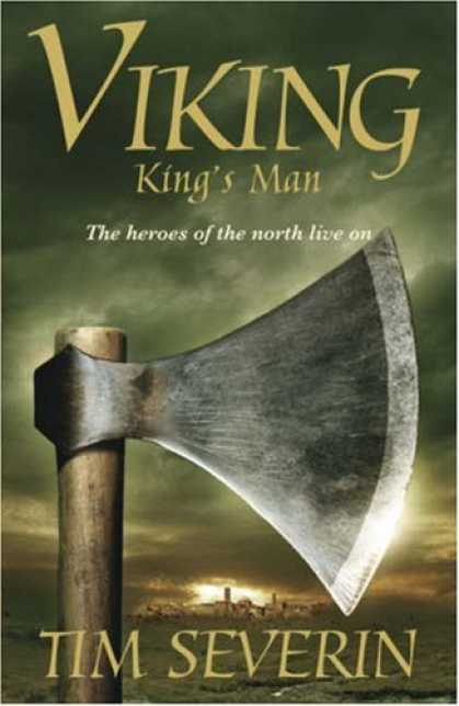 Bestselling Sci-Fi/ Fantasy (2007) - King's Man (Viking Trilogy) by Tim Severin