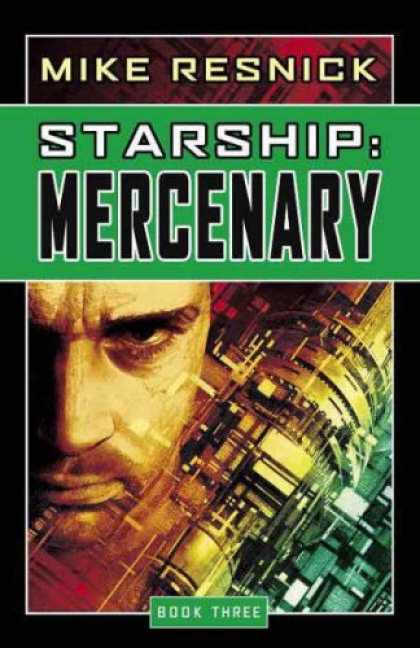 Bestselling Sci-Fi/ Fantasy (2007) - Mercenary (Starship, Book 3) by Mike Resnick