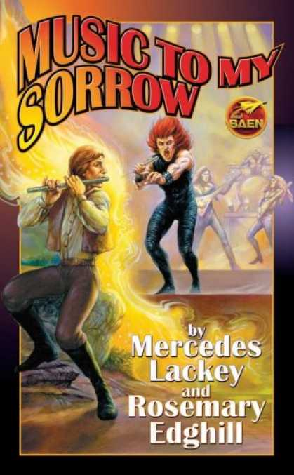 Bestselling Sci-Fi/ Fantasy (2007) - Music to My Sorrow (Bedlam's Bard) by Mercedes Lackey