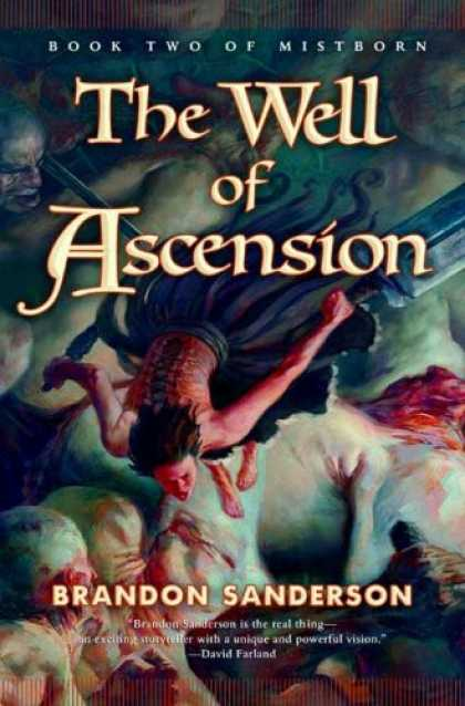 Bestselling Sci-Fi/ Fantasy (2007) - The Well of Ascension (Mistborn, Book 2) by Brandon Sanderson