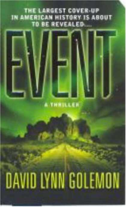 Bestselling Sci-Fi/ Fantasy (2007) - Event: A Novel (Event Group Thrillers) by David Lynn Golemon