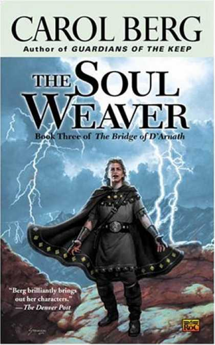 Bestselling Sci-Fi/ Fantasy (2007) - The Soul Weaver (The Bridge of D'arnath, Book 3) by Carol Berg
