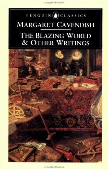 Bestselling Sci-Fi/ Fantasy (2007) - The Blazing World and Other Writings (Penguin Classics) by Margaret Cavendish