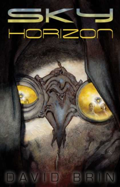 Bestselling Sci-Fi/ Fantasy (2007) - Sky Horizon (Colony High) by David Brin