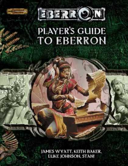Bestselling Sci-Fi/ Fantasy (2007) - Player's Guide to Eberron (Dungeons & Dragons d20 3.5 Fantasy Roleplaying, Eberr