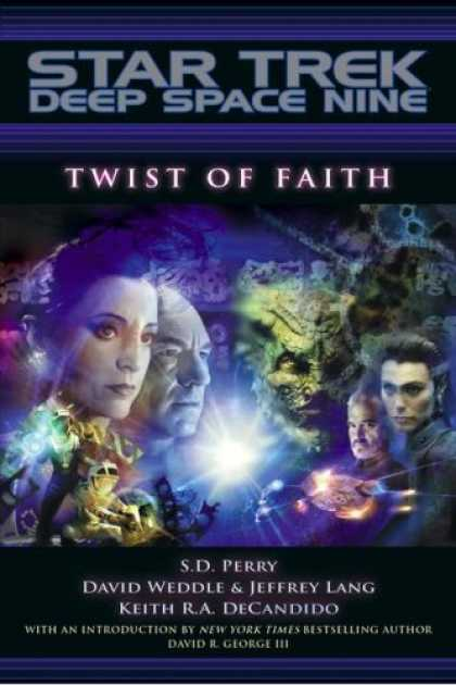 Bestselling Sci-Fi/ Fantasy (2007) - Twist of Faith (Star Trek: Deep Space Nine) by S. D. Perry