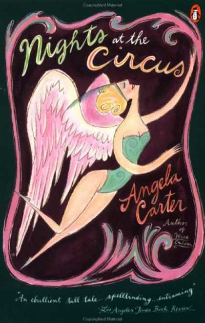 Bestselling Sci-Fi/ Fantasy (2007) - Nights at the Circus by Angela Carter