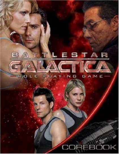 Bestselling Sci-Fi/ Fantasy (2007) - Battlestar Galactica Role Playing Game (Battlestar Galactica) by Jamie Chambers