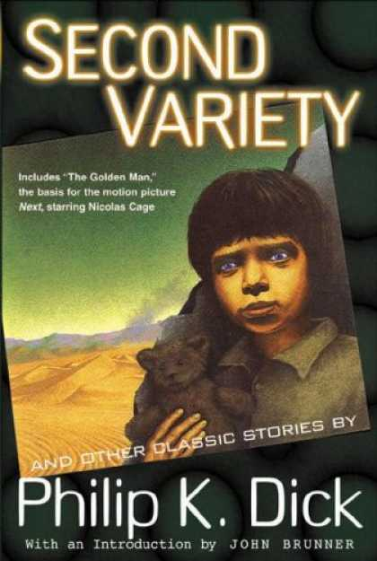 Bestselling Sci-Fi/ Fantasy (2007) - Second Variety (The Collected Stories of Philip K. Dick, Vol. 3) by Philip K. Di