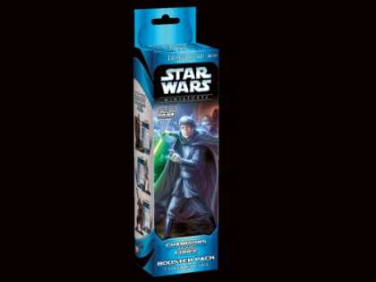 Bestselling Sci-Fi/ Fantasy (2007) - Champions of the Force Booster Pack (Star Wars Miniatures Product)