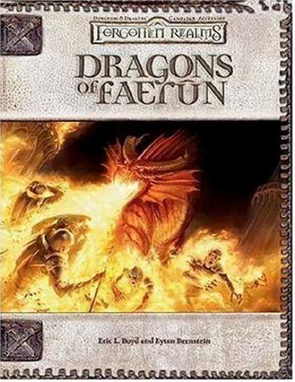 Bestselling Sci-Fi/ Fantasy (2007) - Dragons of Faerun (Dungeons & Dragons d20 3.5 Fantasy Roleplaying, Forgotten Rea