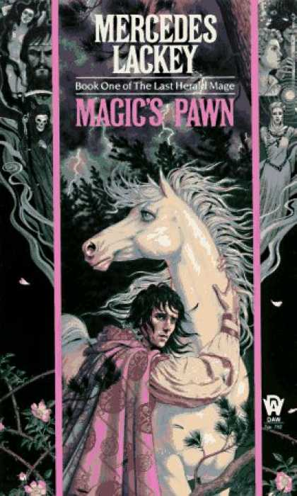 Bestselling Sci-Fi/ Fantasy (2007) - Magic's Pawn (The Last Herald-Mage Series, Book 1) by Mercedes Lackey