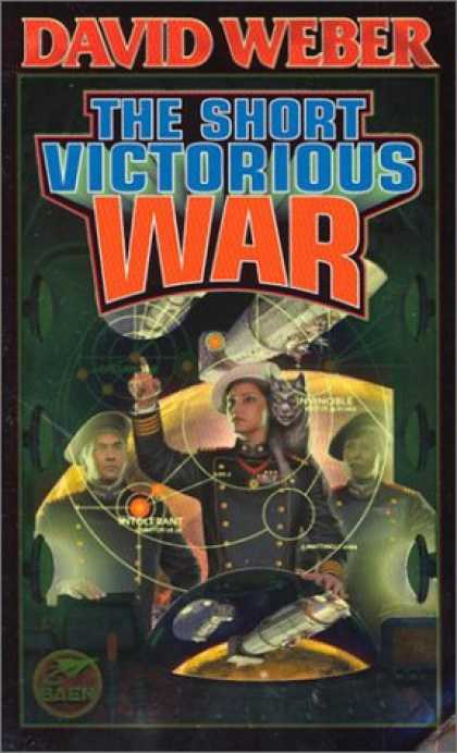 Bestselling Sci-Fi/ Fantasy (2007) - The Short Victorious War (Honor Harrington) by David Weber