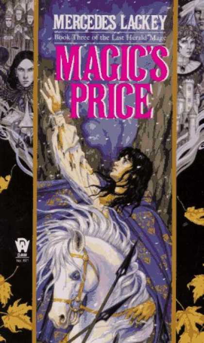 Bestselling Sci-Fi/ Fantasy (2007) - Magic's Price (The Last Herald-Mage Series, Book 3) by Mercedes Lackey