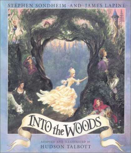 Bestselling Sci-Fi/ Fantasy (2007) - Into the Woods by Stephen Sondheim