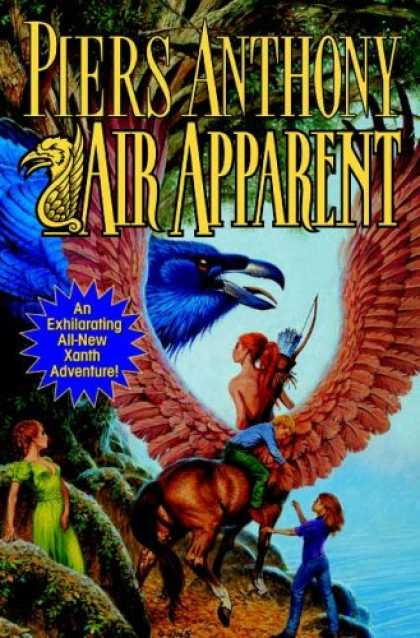 Bestselling Sci-Fi/ Fantasy (2007) - Air Apparent (Xanth) by Piers Anthony