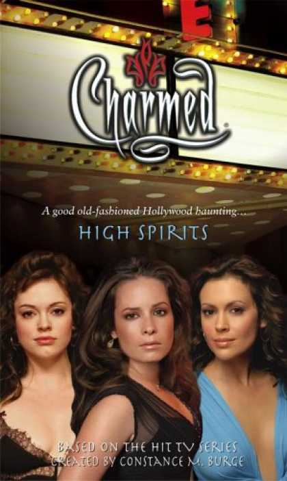Bestselling Sci-Fi/ Fantasy (2007) - High Spirits (Charmed) by Scott Ciencin