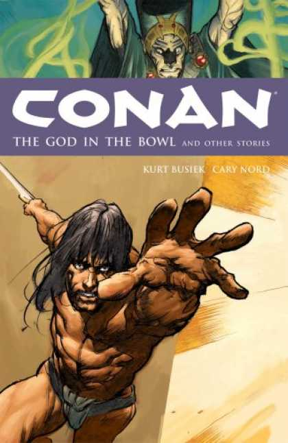 Bestselling Sci-Fi/ Fantasy (2007) - Conan Volume 2: The God In The Bowl And Other Stories (Conan (Graphic Novels)) b