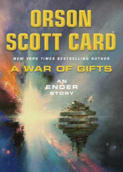 an examination of the story of enders game by orson scott card Ender's game: advancement of warfare essay sample pages: 8 orson scott card was busy predicting the future of warfare in his award winning novel ender's game.