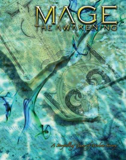 Bestselling Sci-Fi/ Fantasy (2007) - Mage: The Awakening, A Storytelling Game Of Modern Sorcery (Mage) by White Wolf