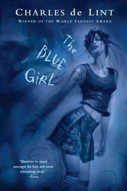 Bestselling Sci-Fi/ Fantasy (2007) - The Blue Girl (Firebird) by Charles de Lint